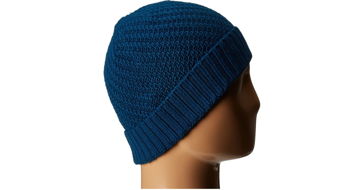 99c4d38737d Lyst - Icebreaker Skyline Hat in Blue