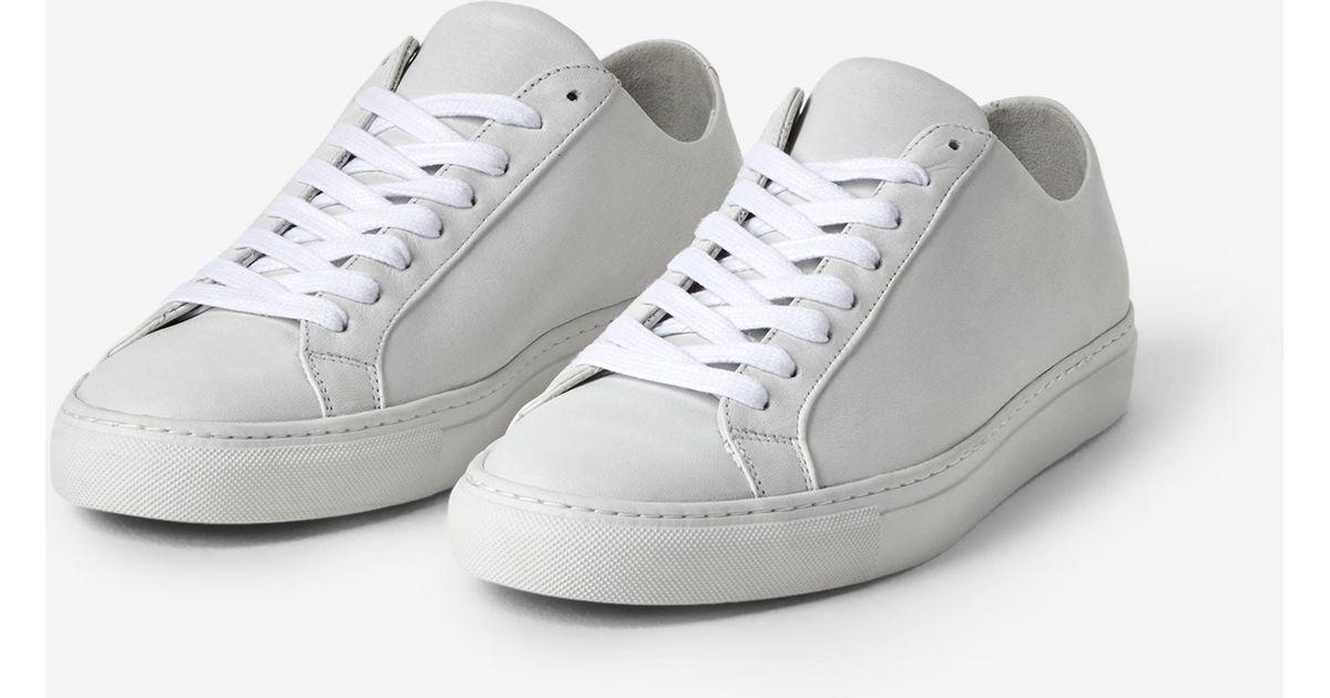 Filippa K Rubber Morgan Low Sneaker