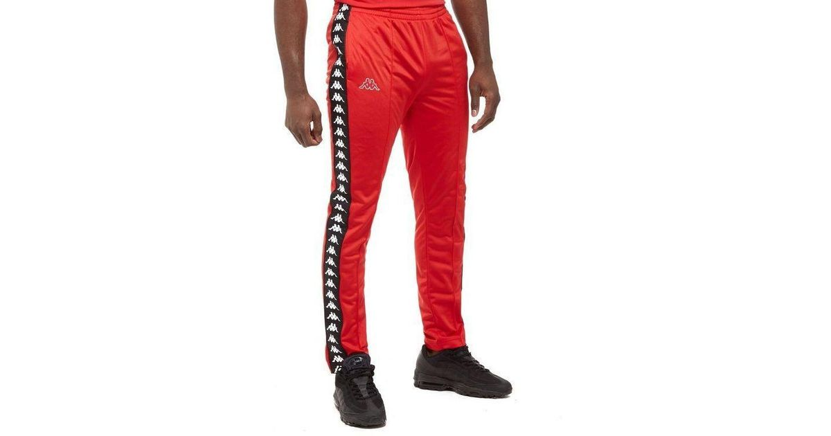 5156eba35afe Lyst - Kappa Men 222 Banda Astoria Slim Track Pants