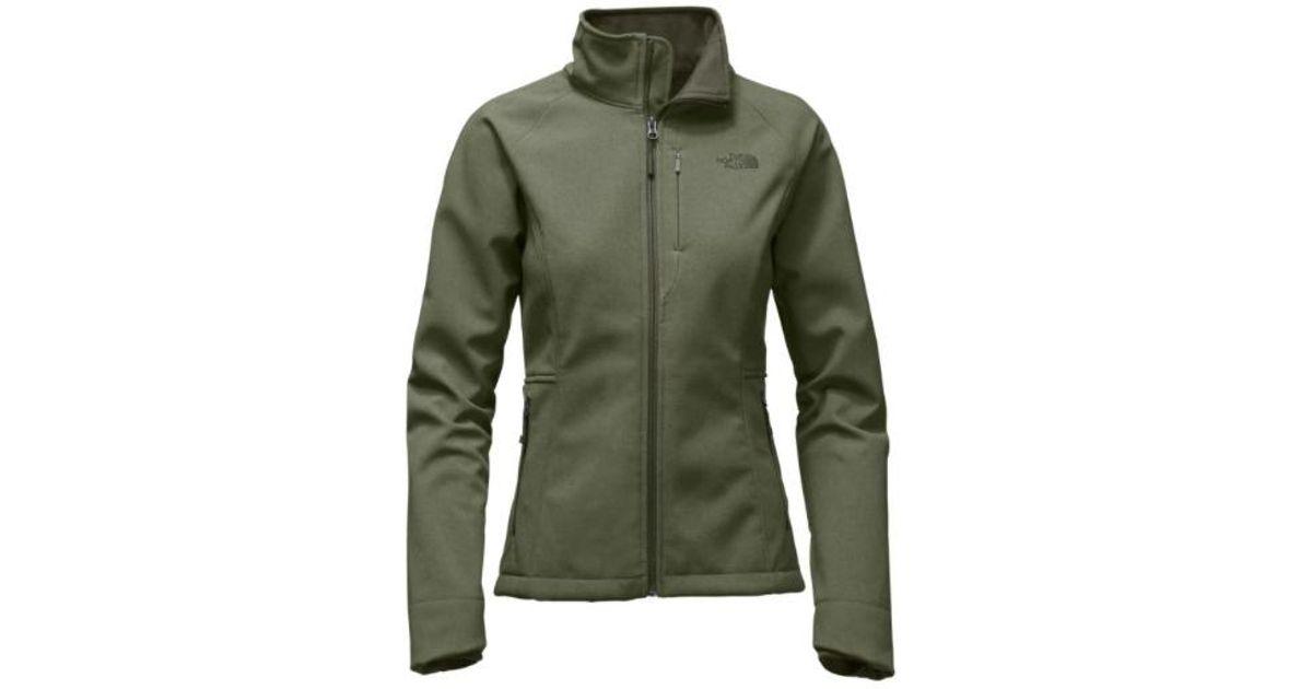 b2f2f2791846 Lyst - The North Face Women Apex Bionic 2 Jacket
