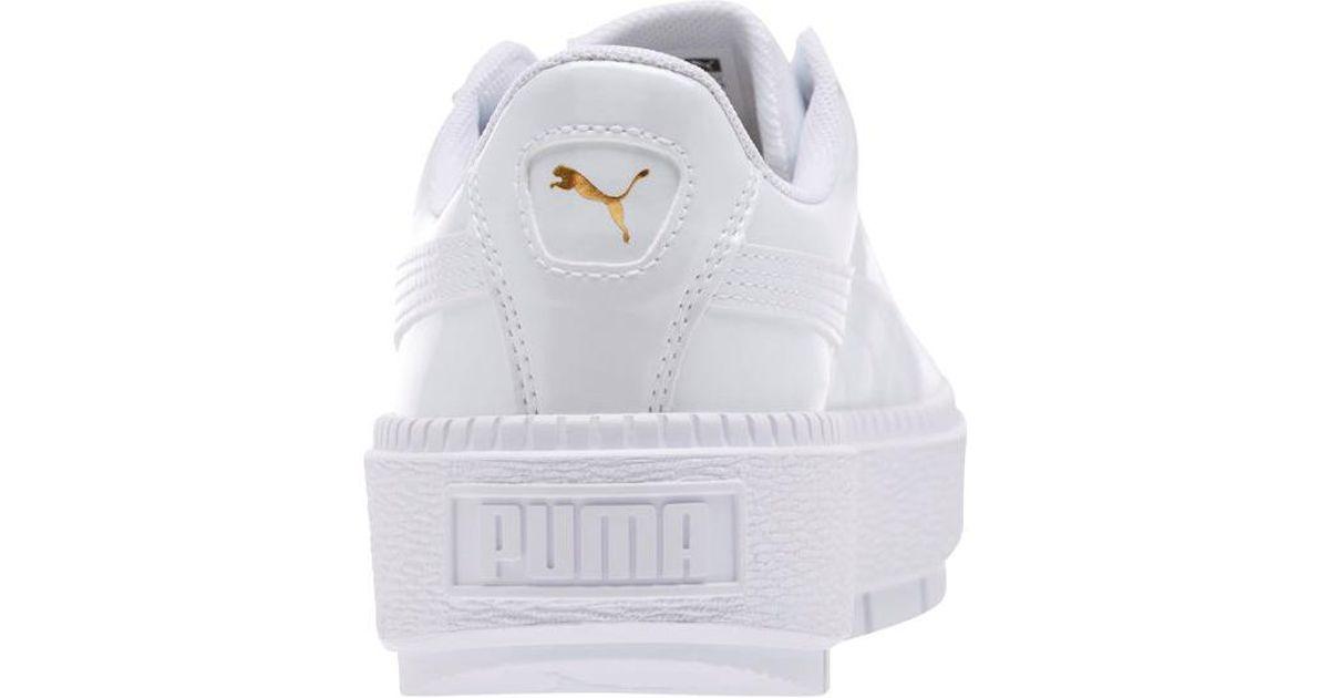 sneakers donna puma platform trace