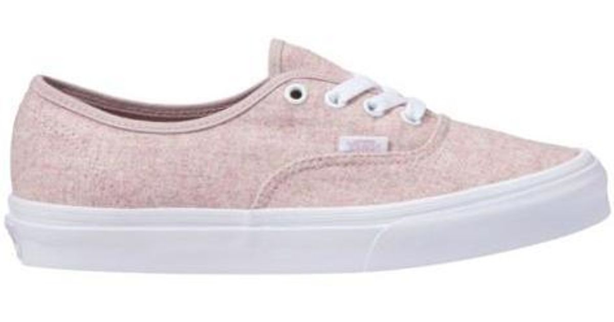 048c2ae2c6 Lyst - Vans Unisex Authentic Sneakers