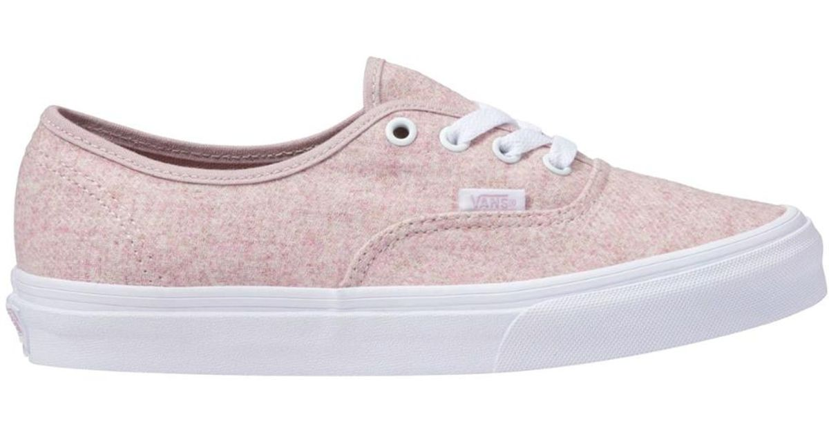 Vans Multicolor Women Authentic Sneakers, Flannel Violet Ice True White