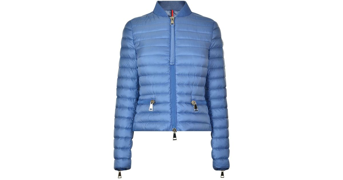 876714bf5 Moncler Blue Blen Padded Jacket