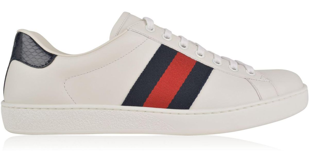 gucci ace web trainers off 53% - www