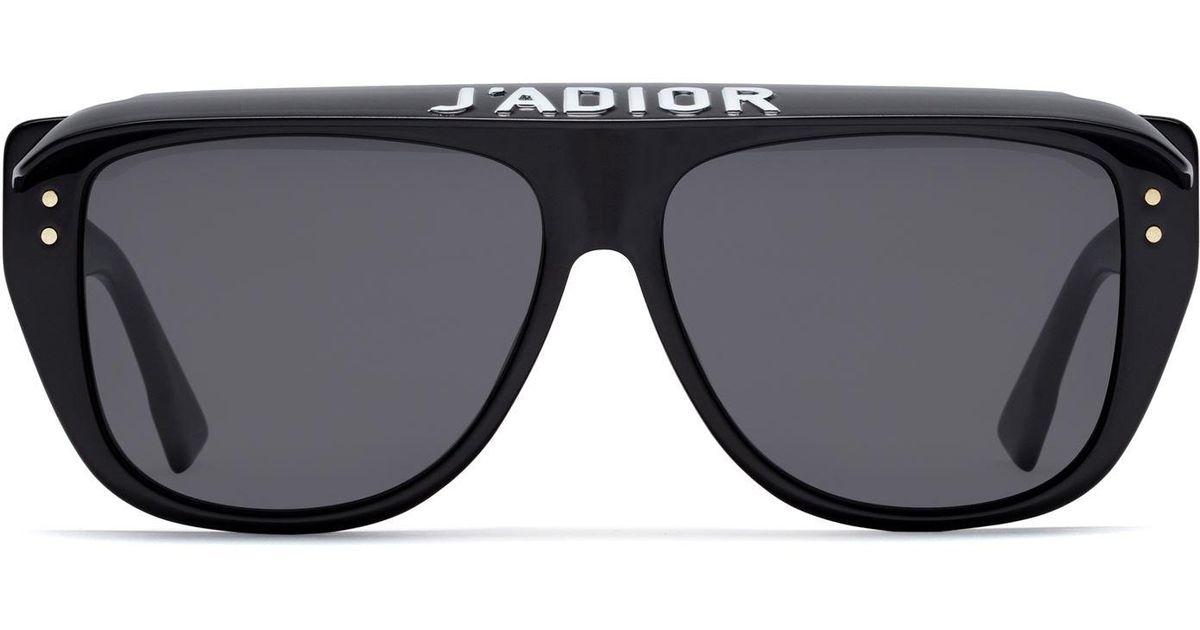 7afb11b8e3 Lyst - Dior Club 2 Detachable Visor Sunglasses in Black