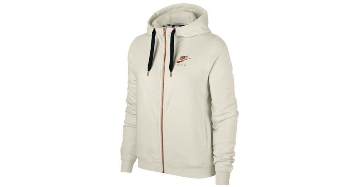 nike hoodie rose