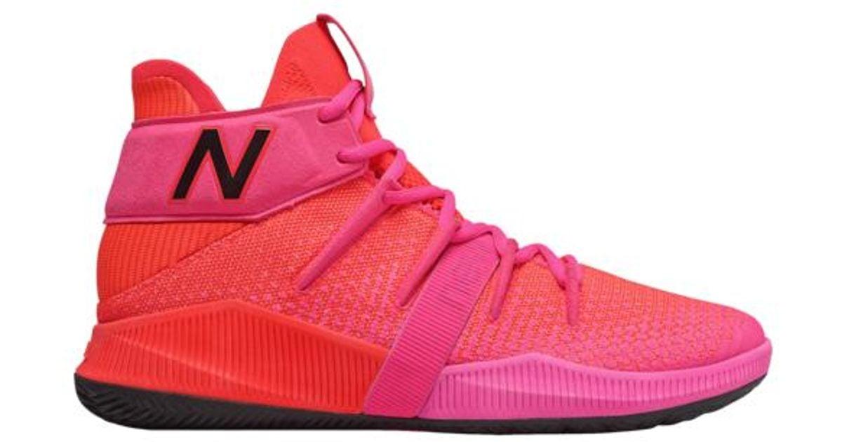new balance basketball sneakers