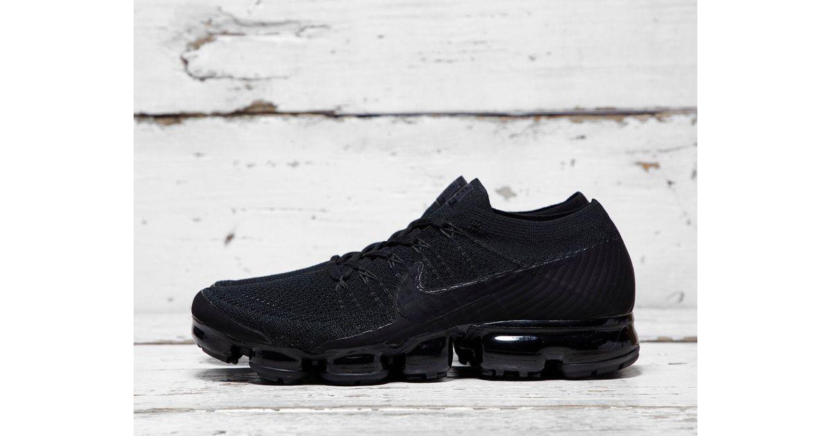 c153dd3b8f523 Lyst - Nike Air Vapormax Flyknit in Black for Men