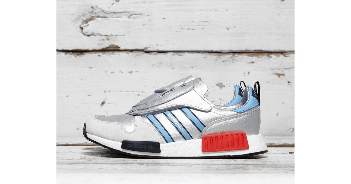 3fdc7ccfd44d7 Lyst - adidas Originals Micropacer X R1 in Metallic for Men