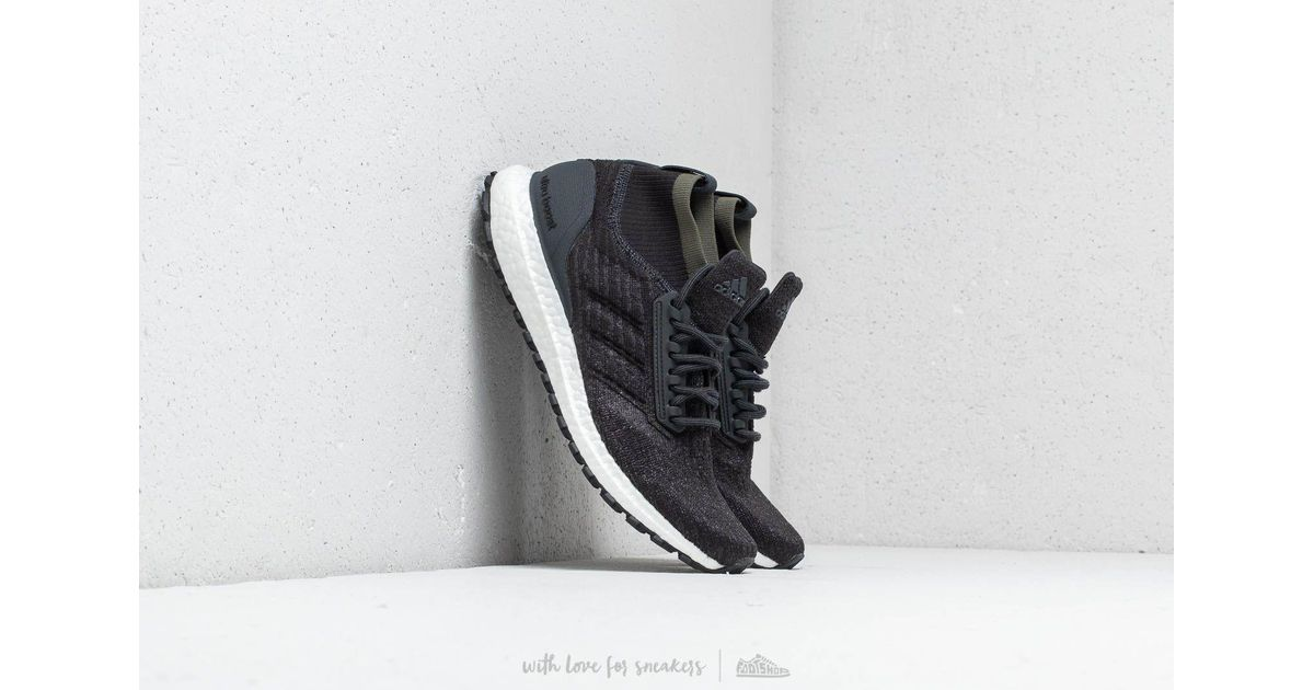Adidas Originals Adidas Ultraboost All Terrain Carbon Core Black Cloud White for men