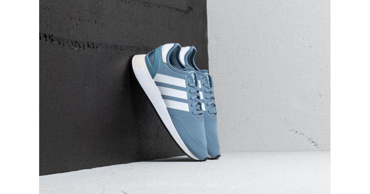 Adidas N 5923 Solid GreyFtw WhiteCore Black Shoes