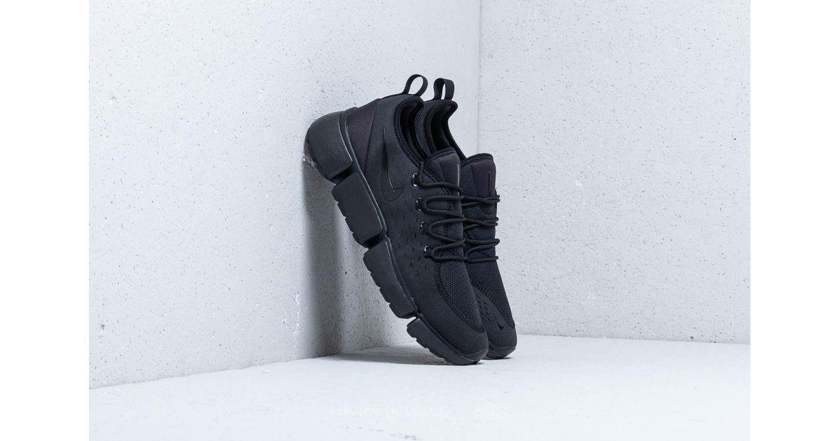 eca317539e27 Lyst - Nike Pocket Fly Dm Black  Black-black in Black for Men
