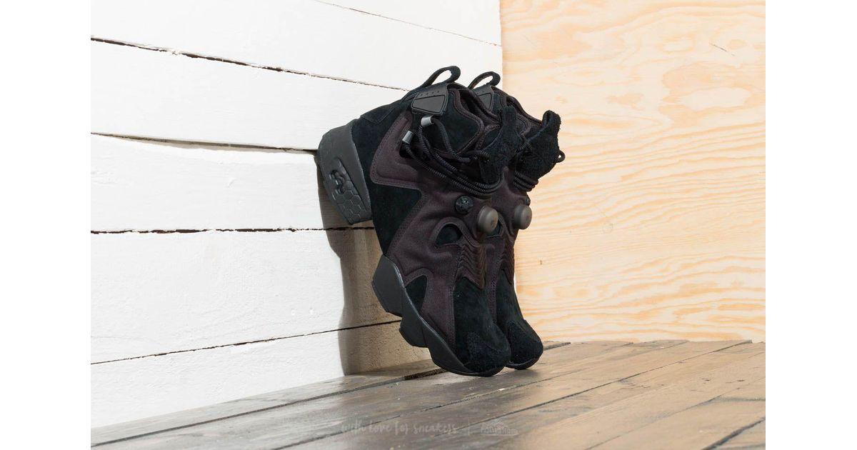 fc9536ccef63 ... where can i buy lyst reebok reebok x future furikaze black brown in  black for men