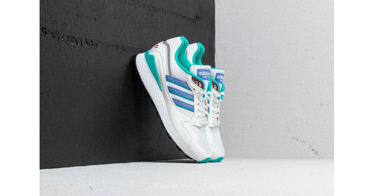 Adidas Originals Adidas Ultra Tech Crystal White Real Lilac Core Black for men