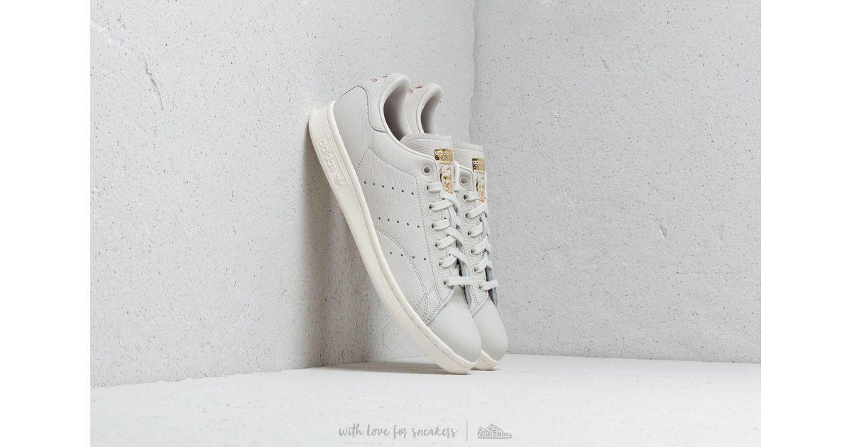 Adidas Originals Adidas Stan Smith W Raw White Cburgu Periwi