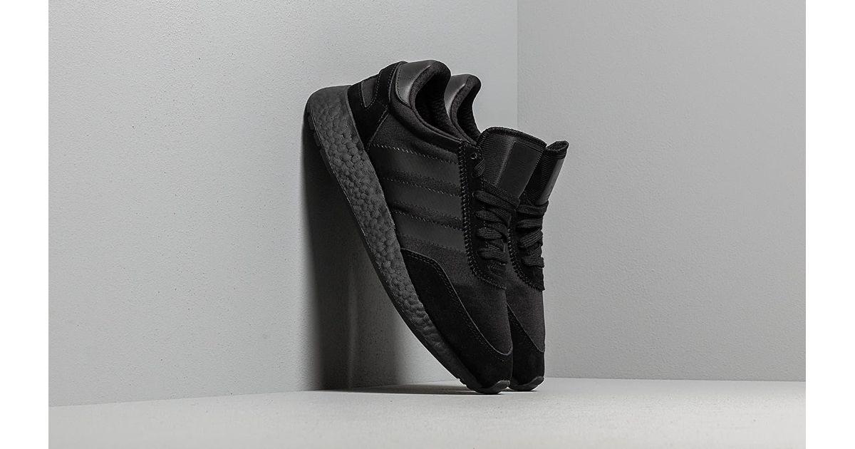 adidas i 5923 black leather