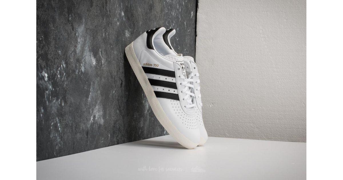 Lyst - adidas Originals Adidas 350 Ftw White  Core Black  Off White in White  for Men f34b5dbe4