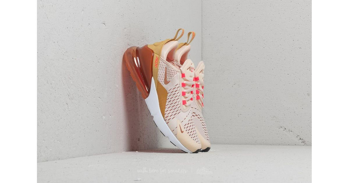 Nike Rubber Wmns Air Max 270 Guava Ice