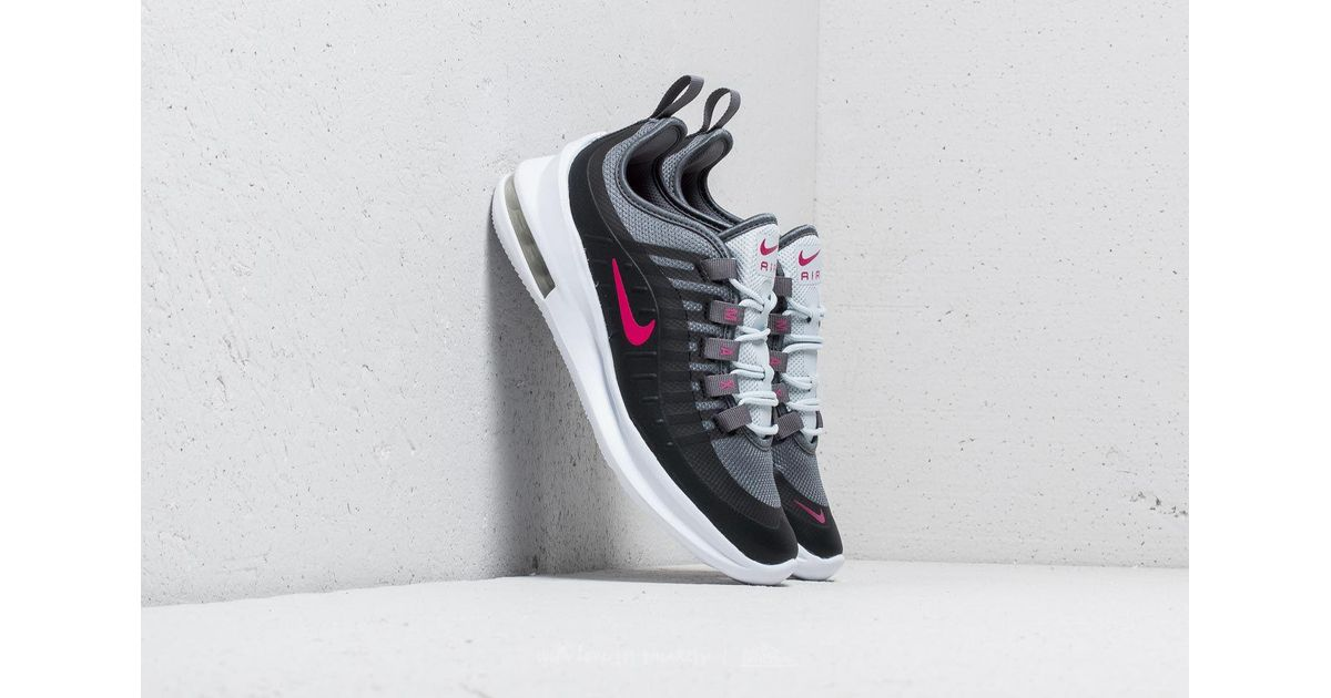Nike Rubber Air Max Axis (gs) Black