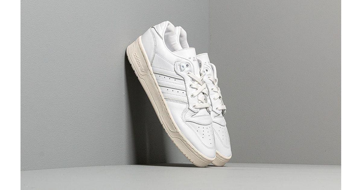 Adidas White Ftw Off Low White Originals for Ftw White Adidas Rivalry men NOXw0PkZ8n