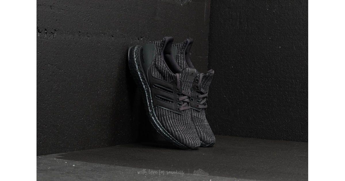 50e5c8f78 Lyst - Footshop Adidas Ultraboost Core Black  Core Black  Core Black in  Black for Men