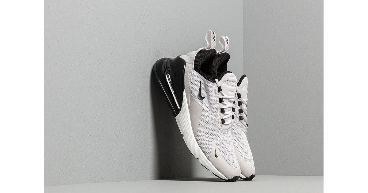 Nike Gray W Air Max 270 Vast Grey/ Black-black