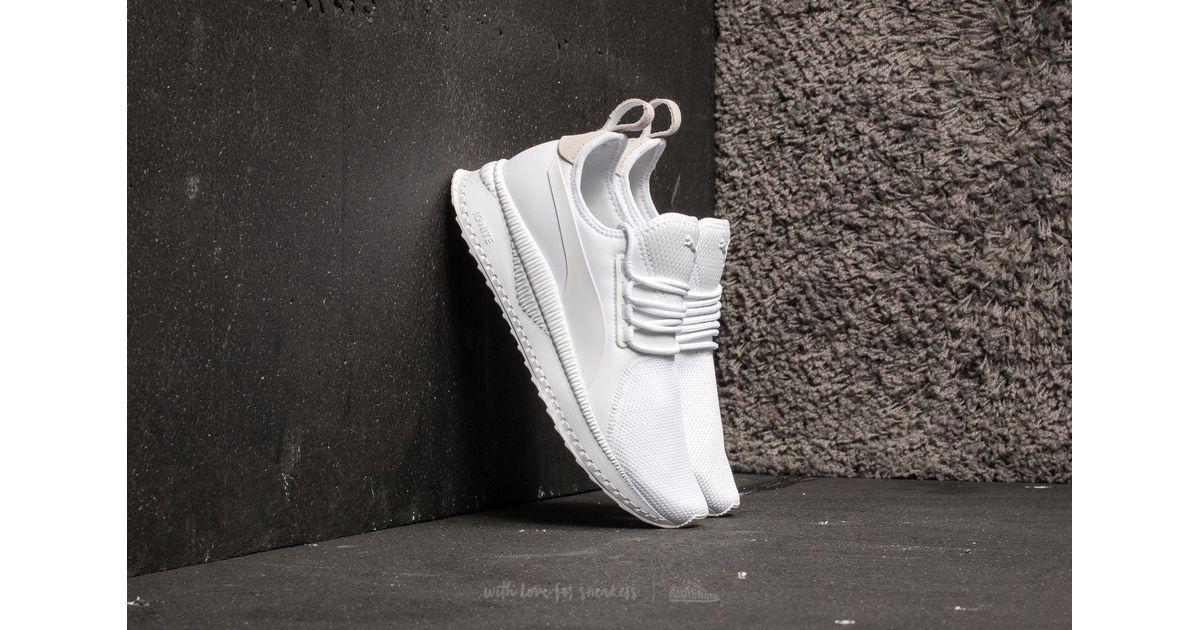 Lyst - PUMA Tsugi Apex White- White in White for Men ba94a3ca7