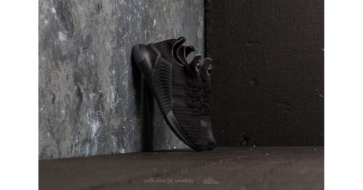 adidas Originals Mens Climacool 0217 Primeknit Trainers Core BlackCore BlackGrey Five
