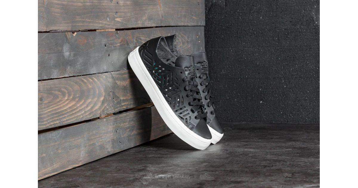 Adidas Originals Adidas Courtvantage Cutout W Core Black Core Black Off White