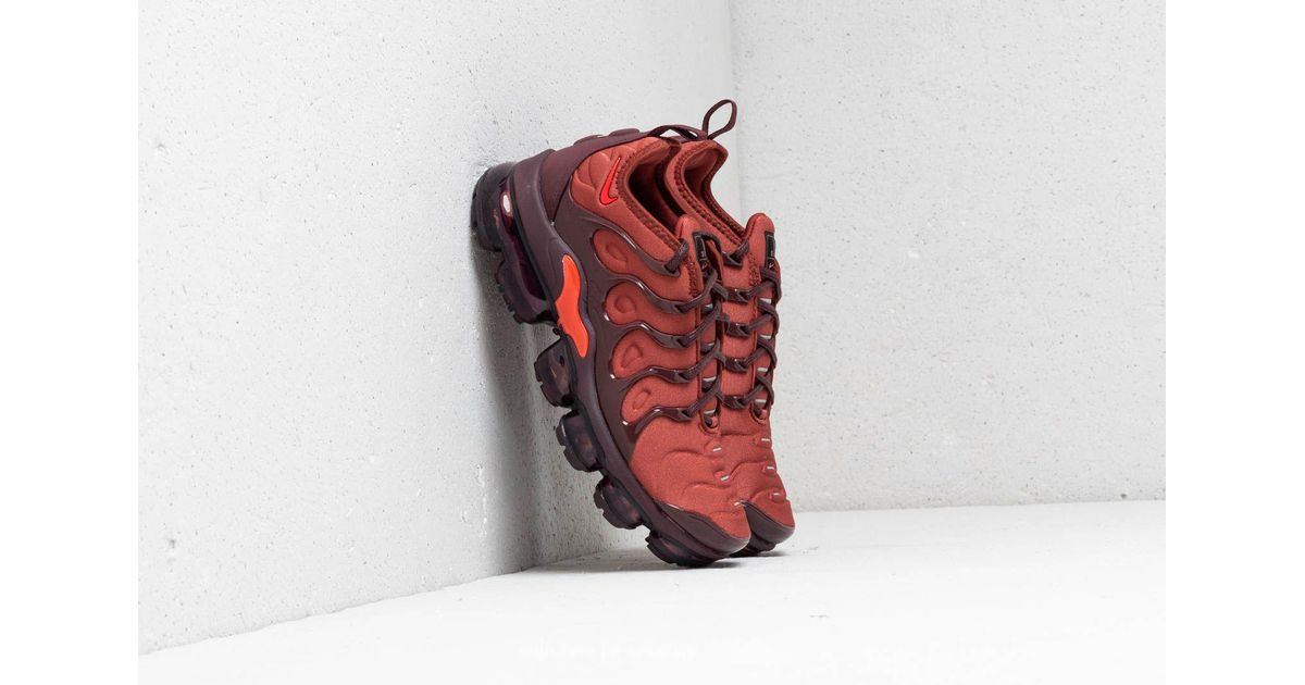 size 40 b3069 bcb94 Nike Red W Air Vapormax Plus for men