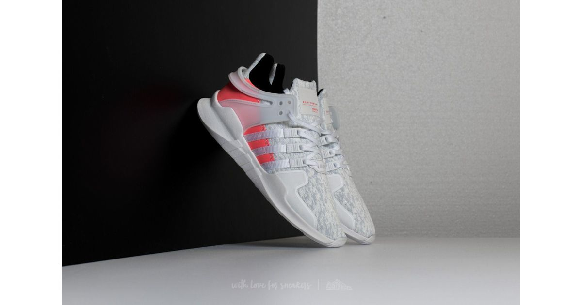 Adidas Originals Adidas Eqt Support Adv Crystal White/footwear White/turbo for men