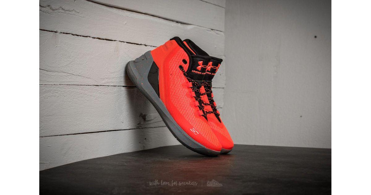 01865eda5cb5 ... Bolt Orange - 1269279-810  Lyst - Footshop Under Armour Curry 3 Human  Torch Edition for ...