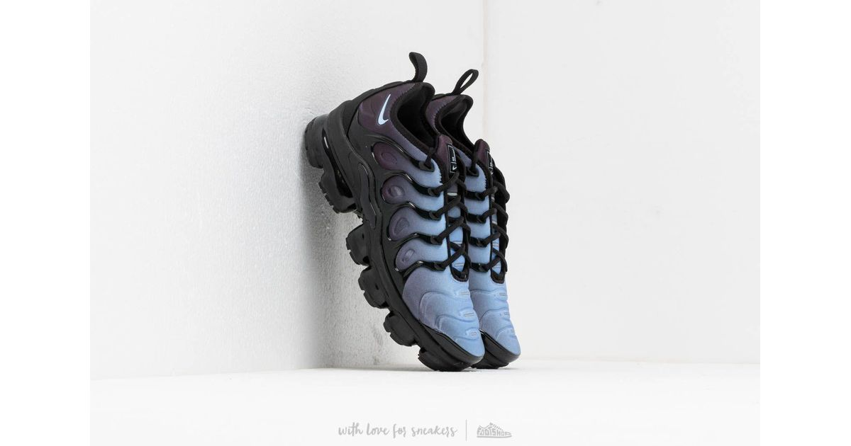 Nike Air Vapormax Plus Black/ Aluminum
