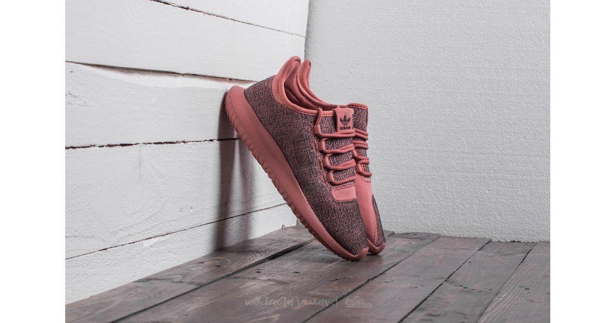 a few days away classic shoes various colors Adidas Originals Adidas Tubular Shadow W Raw Pink/ Raw Pink/ Raw Pink