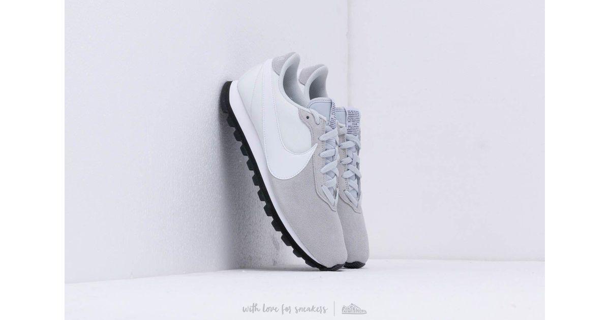 buy popular 6125c eccee Nike W Pre-love O.x. Pure Platinum  White-platinum Tint-black in White -  Lyst