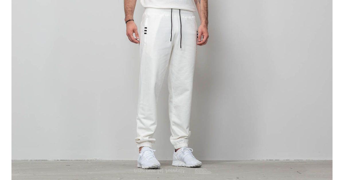 Lyst footshop adidas x alexander wang graphic - nucleo bianco