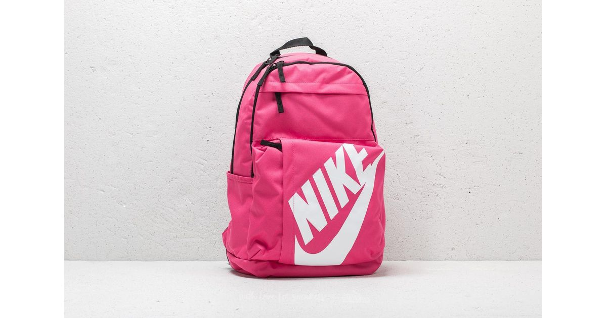 4542b89dc5 Lyst - Nike Elemental Backpack Watermelon  Black  White in Pink for Men