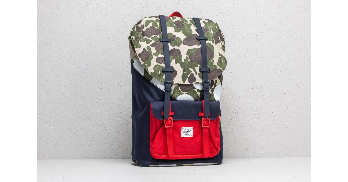 0181d2e3b6 Lyst - Herschel Supply Co. Little America Backpack for Men
