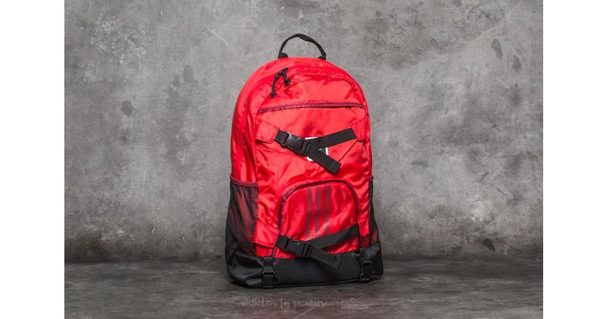 Lyst - Adidas Originals Adidas Granite Bag Scarlet in Red for Men a71eeb0199228