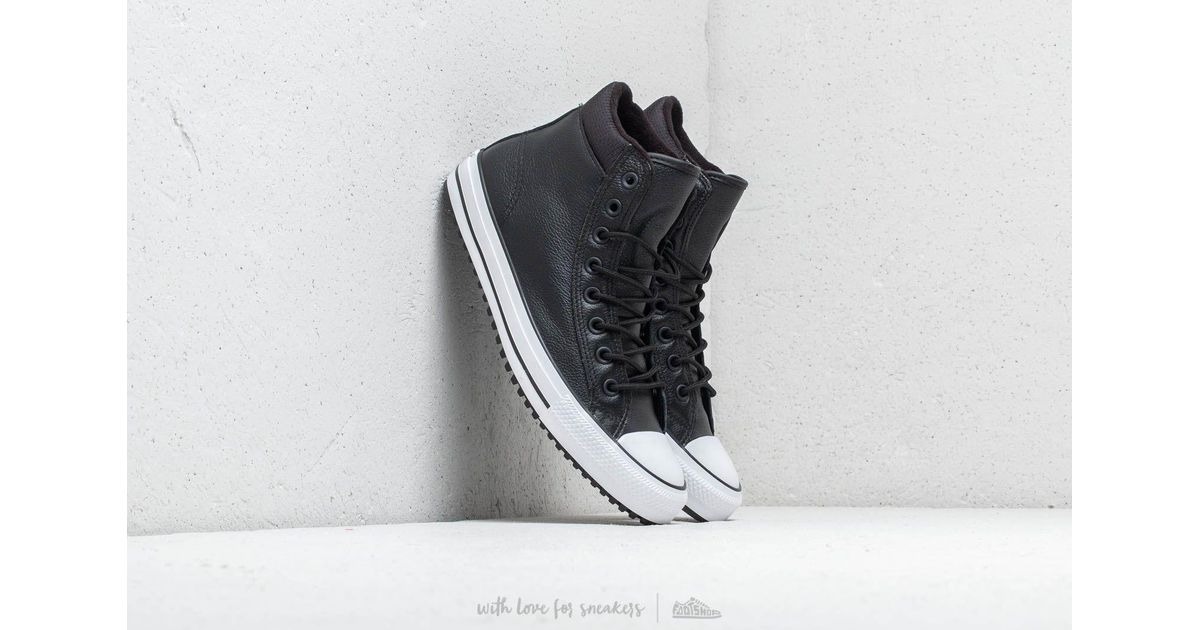 32e992376093 Lyst - Converse Chuck Taylor All Star Pc Boot High Black  Black  White in  Black for Men