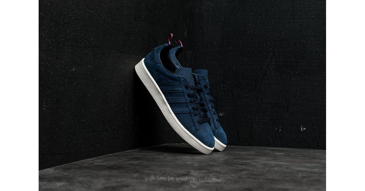 Adidas Originals Blue Adidas Campus Legend Ink Legend Ink Ultra Pop for men