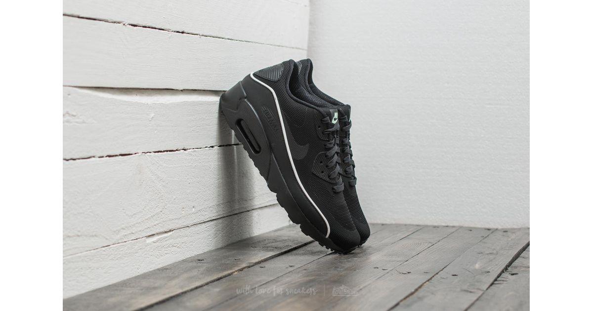 Nike Air Max 90 Ultra 2.0 Essential Black Black mint Foam for men