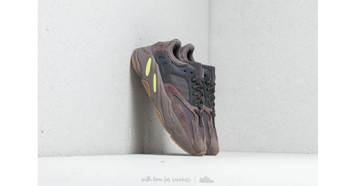 huge discount 611e5 ff5d1 Footshop Multicolor Adidas Yeezy Boost 700 Mauve/ Mauve/ Mauve for men