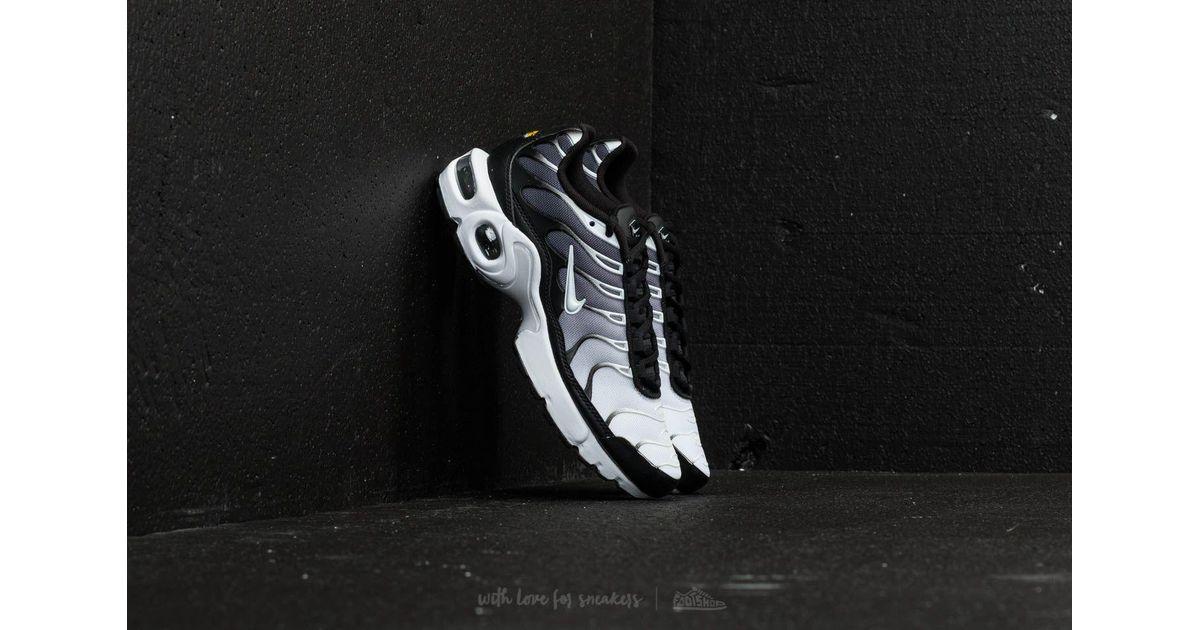 Nike Rubber Air Max Plus (gs) Black