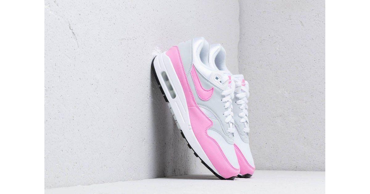 Nike Rubber W Air Max 1 Essential White