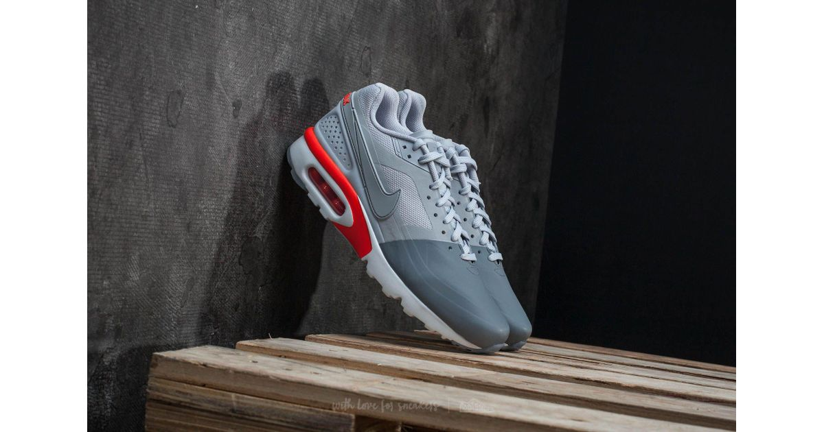 Nike Gray Air Max Bw Ultra Se Cool Grey Wolf Grey wolf Grey for men