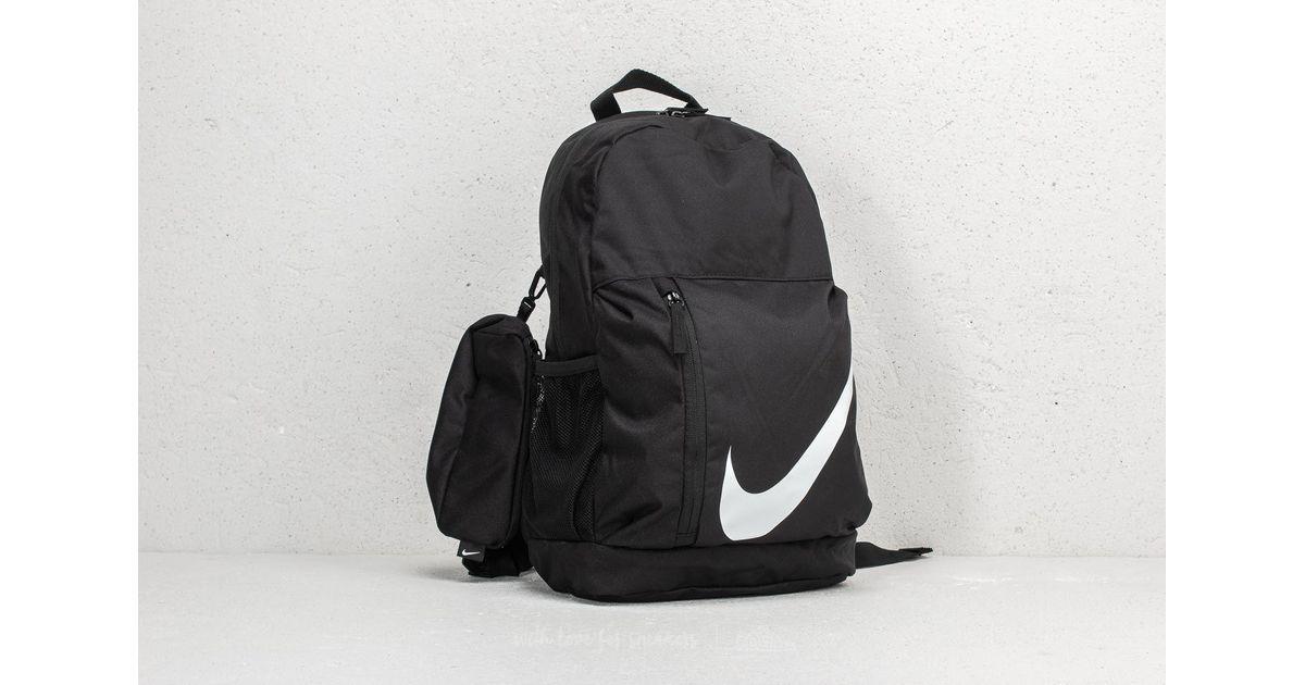 Lyst - Nike Elemental Backpack Black  Black  White in Black for Men 1affc274a169b