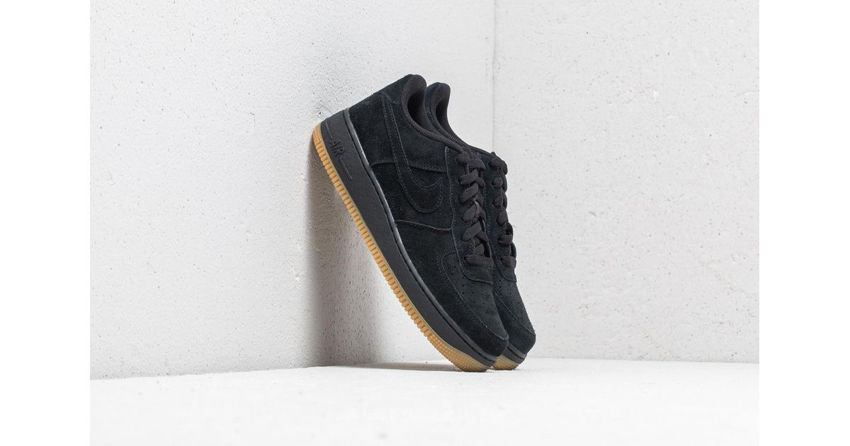 Nike Leather Air Force 1 Premium (gs