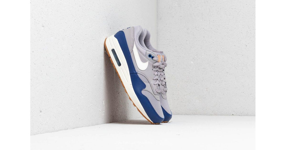 newest 43c07 414d1 Nike Air Max 1 Atmosphere Grey  Sail in Gray for Men - Save 31% - Lyst